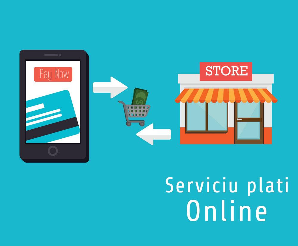 Serviciu plati online